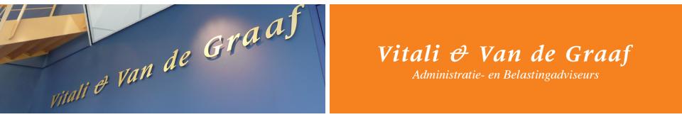 Welkom bij Vitali & Van de Graaf uw bedrijfsadviseur